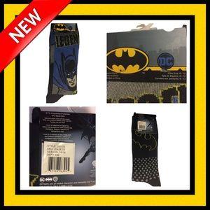 🌹5/$10🌹10/$15🌹DC Comics 2PR Batman Socks